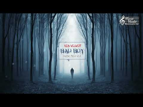 레드벨벳 (Red Velvet) - Bad Boy 오르골 (Music Box) Ver.