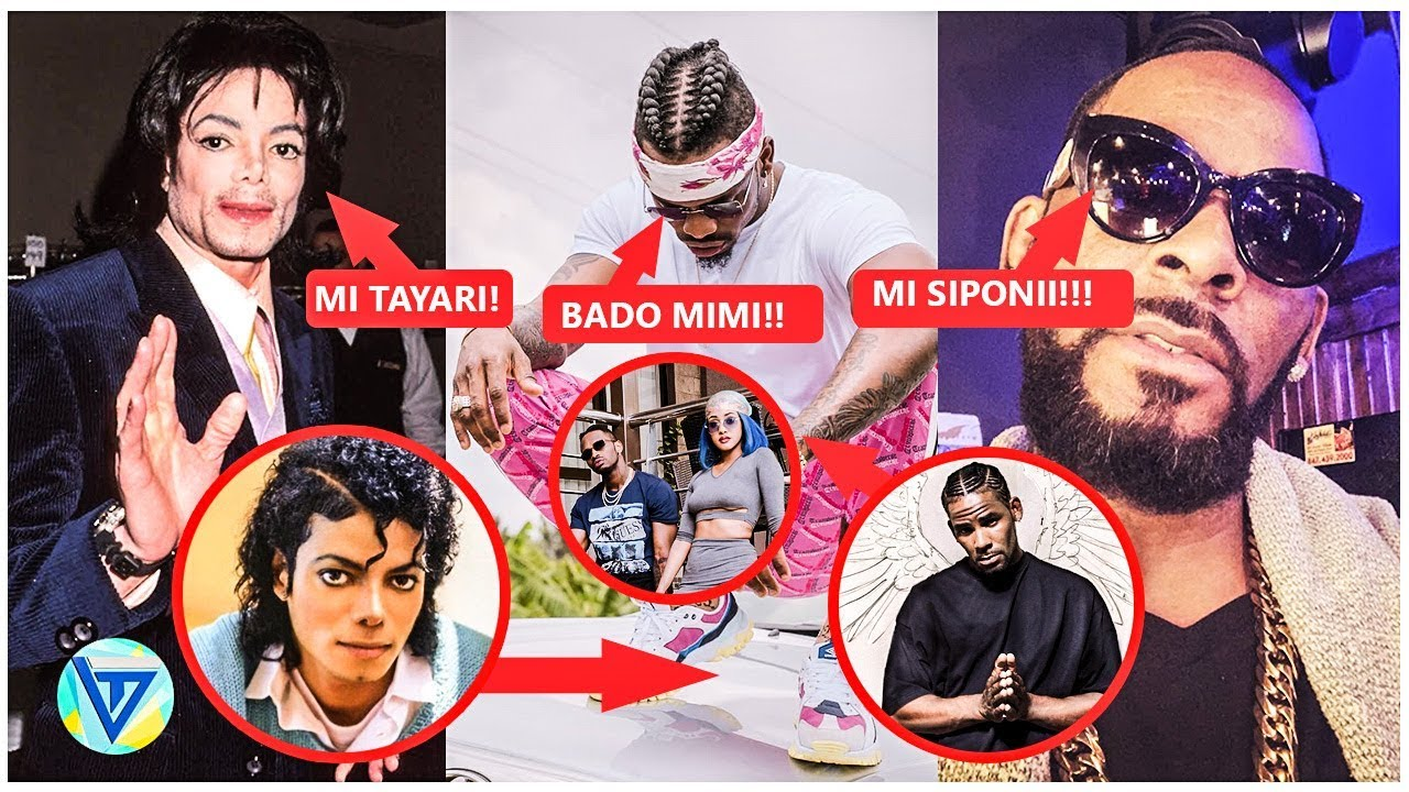 FREEMASON wamuonya DIAMOND PLATNUMZ Baada ya Michael Jackson, R KELLY atafuata
