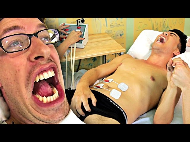 The Try Guys Try Labor Pain Simulation • Motherhood: Part 4