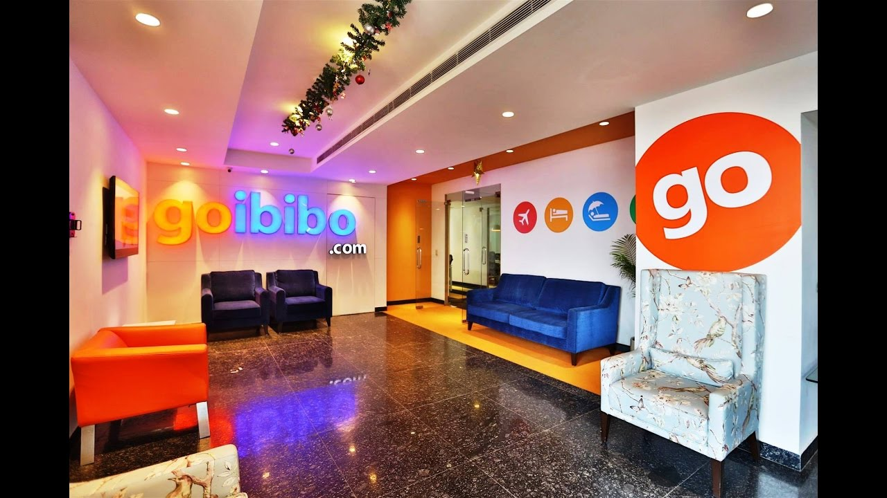 This is how Goibibo's Gurgaon Office looks like