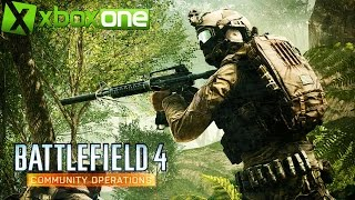 "BF4 Community Operations ""Operation Outbreak"" 64 Player Multiplayer Conquest Gameplay (25-10) HD"