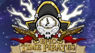 Epic Time Pirates Walkthrough