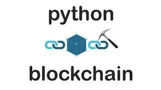Simple Blockchain in Python WITH MINING!