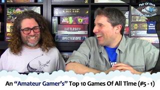 Top 10 Games - An