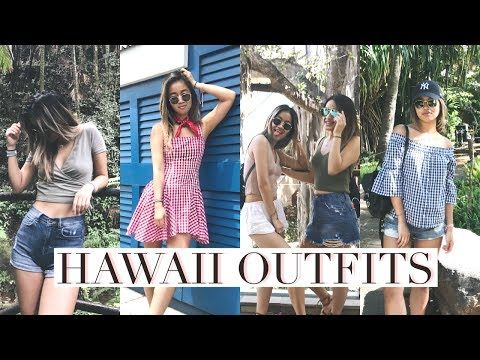 HAWAII VACATION OUTFITS | rachspeed