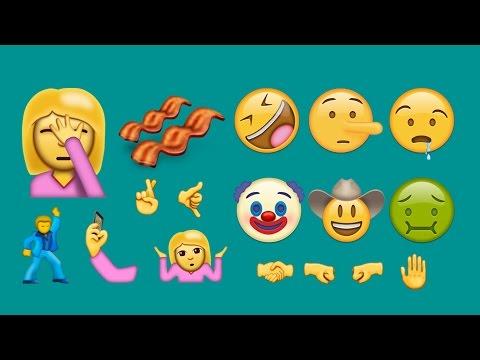 72 novos emojis já estão disponíveis para uso