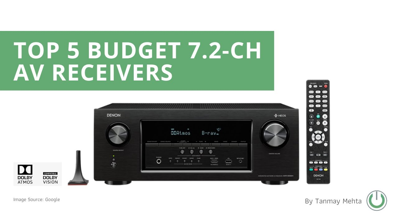 Best 7 2ch Home Theater Av Receivers Top 5 Budget Home Theater Avrs In India Avrs Under 1 Lakh Youtube