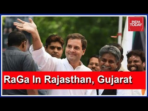 Rahul Gandhi To Address Poll Rallies In Rajasthan, Gujarat Today Mp3