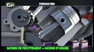 GS27 - Formule 9000 Additifs