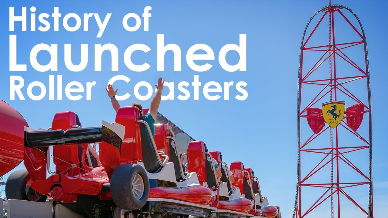 The History of Launched Roller Coasters