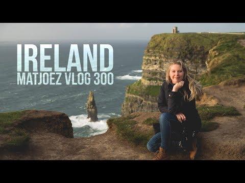Our Ireland trip - Matjoez 300th vlog!