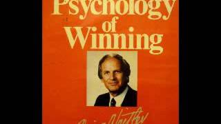 The Psychology of Winning Denis Waitley Part 1 of 3 AUDIOBOOK - Amazing Quality