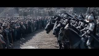 Меч короля Артура трейлер