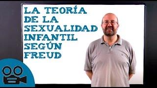 La teoría de la sexualidad infantil según Freud