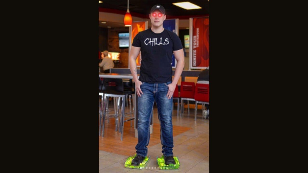 Foot Lettuce Narrator Responds To Burger King Meme