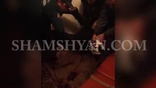 Շիրակի մարզի փրկարարներն ու Կումայրիի ոստիկանները փրկել են տղամարդու, ով փորձել էր ինքնասպան լինել