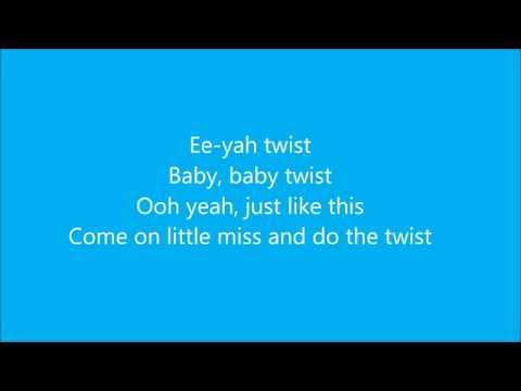 The Twist - Chubby Checker [LYRICS] [HD]