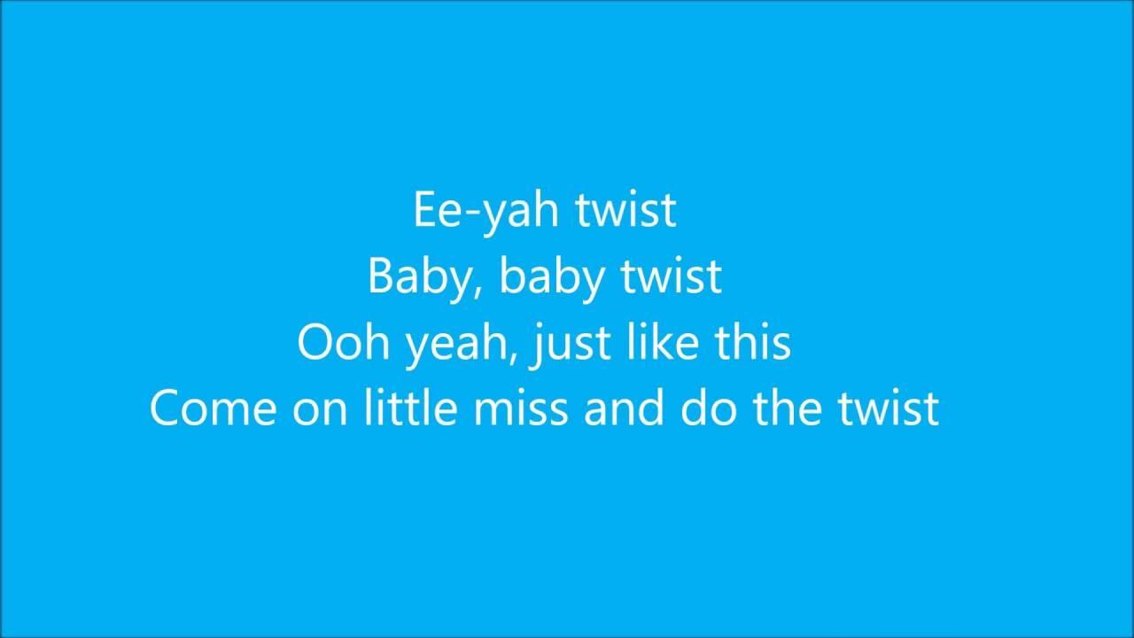 You thanks chubby baby oh yeah lyrics