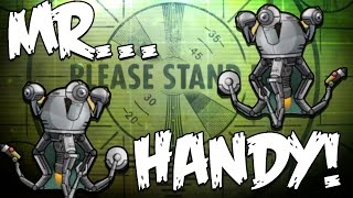 Fallout Shelter Where s MR HANDY Update 1.1 Welcomes ANDROID Users