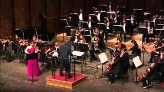 [대구국제현대음악제] 우종억 - 바이올린 협주곡을 위한 비천 (Bi Cheun for violin concerto)