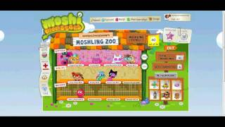 My Moshling Zoo