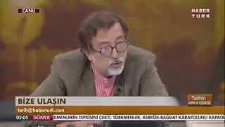 Murat Bardakçı ve Erhan Afyoncu - Şapka Kanunu Tartışması