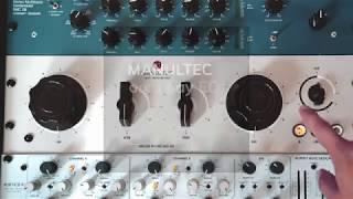 MANULTEC Orca Bay EQ - Mixing Mastering EQ