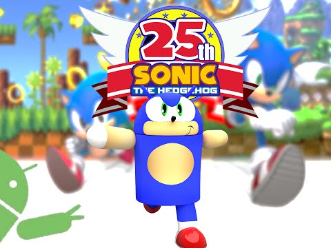 ☆SONIC MANIA PARA ANDROID☆ (GAME TESTER APK by Brandon Team