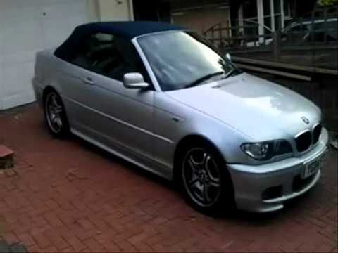 BMW 318 CI 3 SERIES CONVERTIBLE / CABRIOLET 318CI 2004 M SPORT! NOT ...
