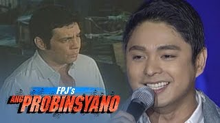 "Download Coco Martin sings ""Doon Lang"" with FPJ 