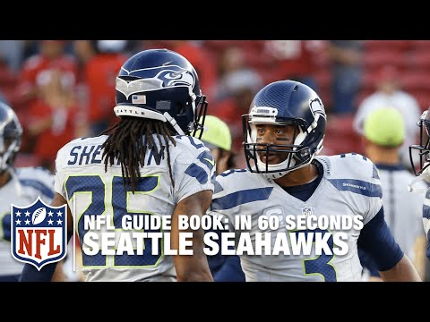 The Seattle Seahawks in 60 Seconds  NFL