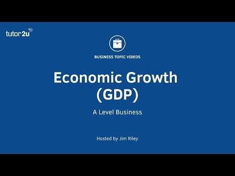 Business And Economic Growth (GDP)