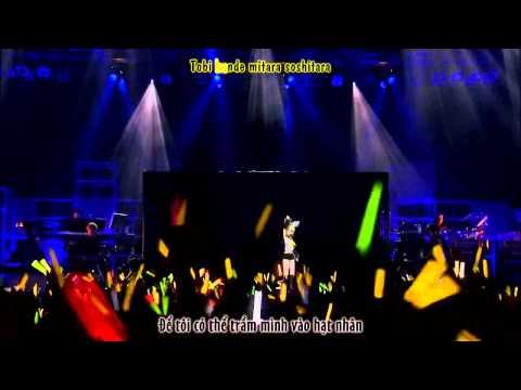 Meltdown - Kagamine Rin (Hatsune Miku Live Party In Tokyo 2011) Vietsub