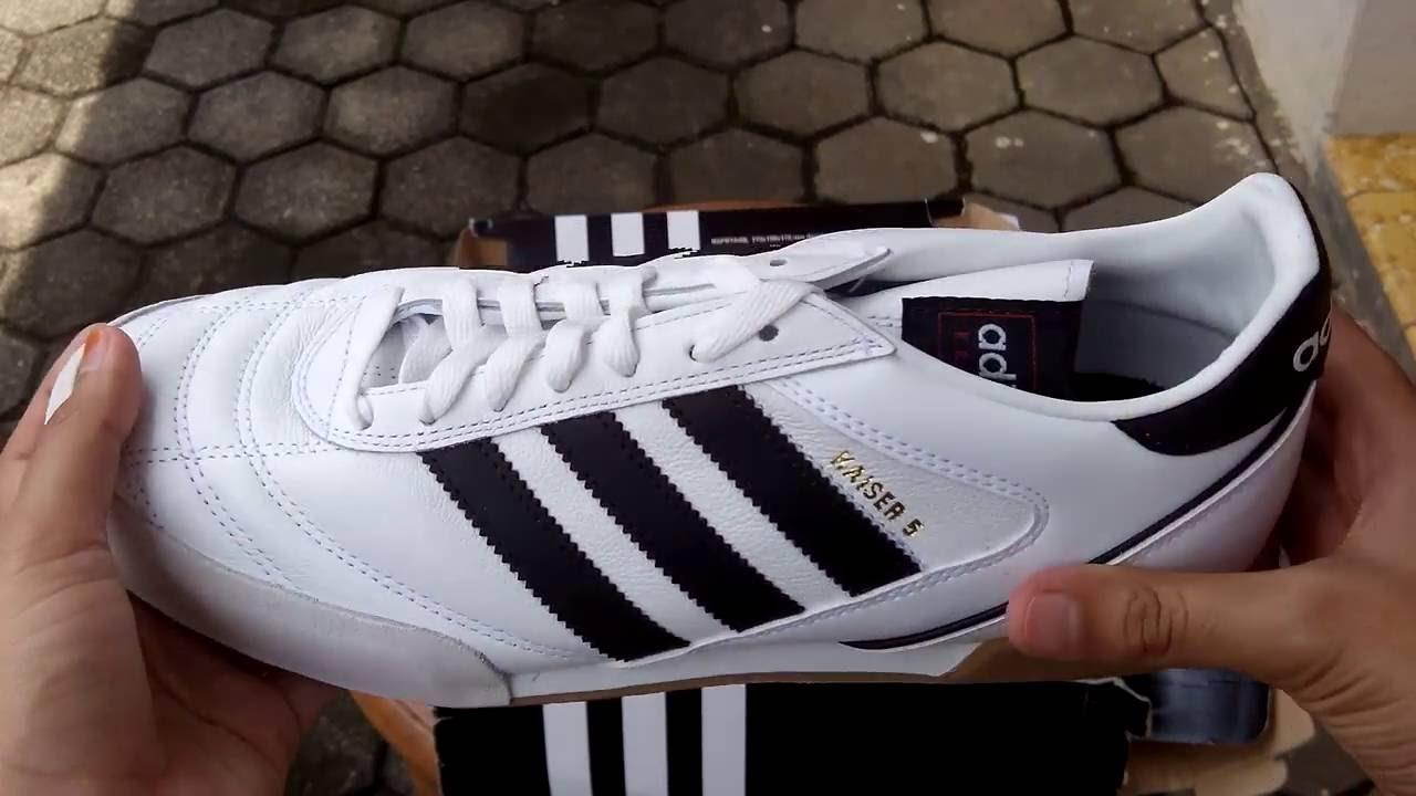 Adidas Kaiser 5 Goal Fussballschuhe für die Halle Gr: 44,5
