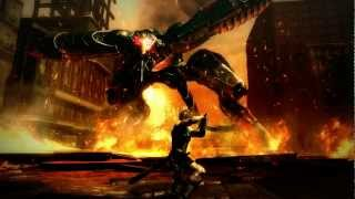 Repeat youtube video Metal Gear Rising: Revengeance - Rules of Nature (Metal Gear Ray Boss Battle) Extended