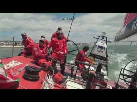 Lisbon Highlights Show   Volvo Ocean Race 2011-12