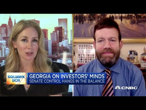 Pollster and strategist Frank Luntz on the tight Senate races in Georgia