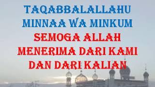 Download Video Taqabbalallahu minna wa minkum, Shiyamana wa Shiyamakum MP3 3GP MP4
