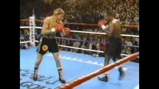 """Sugar"" Ray Leonard vs. Donny ""The Golden Boy"" Lalonde - (1 of 5) November 7, 1988"