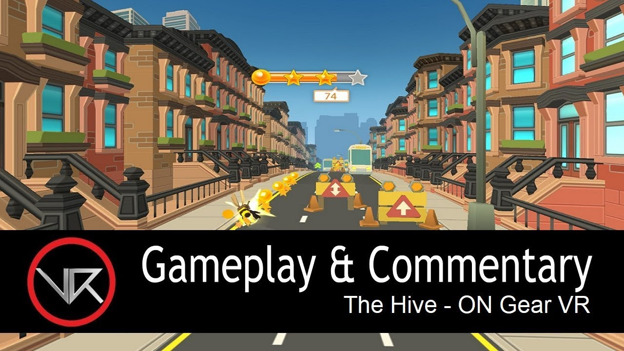 84de8065fd4a The VR Shop - The Hive - Gear VR Gameplay - YouTube