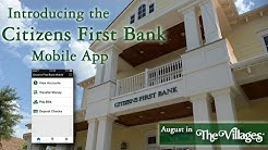 Vmail - Citizens First Bank Mobile App