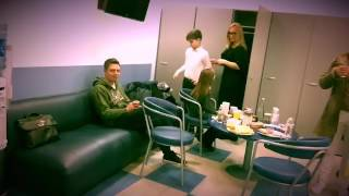 Иван Бовтунов - перед  сегодня вечером с Андреем Малаховым - 15-летие телепроекта фабрика звезд