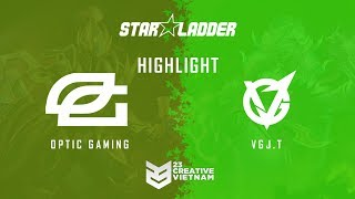 Highlight Starladder ImbaTV 2018 | OPtic vs VGJ.T - Bo 3