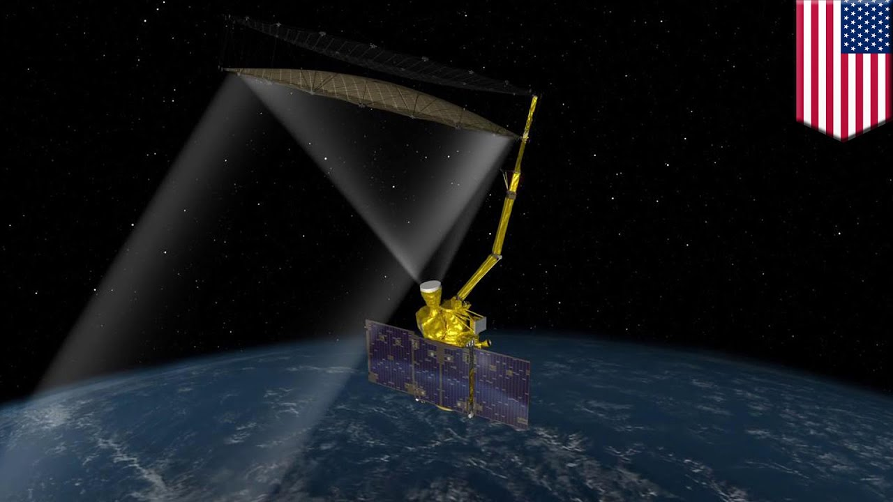 NASA launches new SMAP satellite that will get down and ...