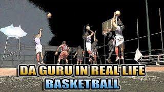 """6'6"""" 2K GURU IRL BASKETBALL - FIRST TIME BACK HOOPING IN 6 MONTHS STILL GOT IT"""