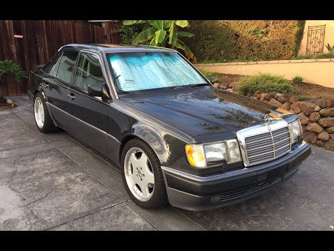 1993 Mercedes 500E - One Take
