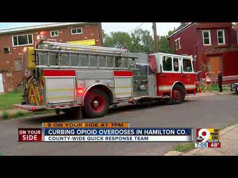 Curbing opioid overdoses in Hamilton County