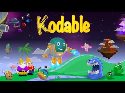 Kodable | Coding App for Kids