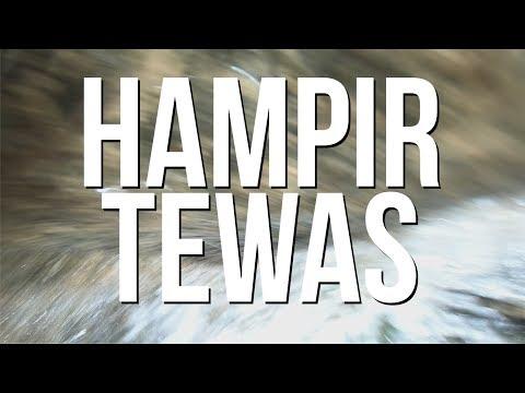 HAMPIR TEWAS DI SANTIRAH RIVER - VROLOG LIBURAN PANGANDARAN 2019