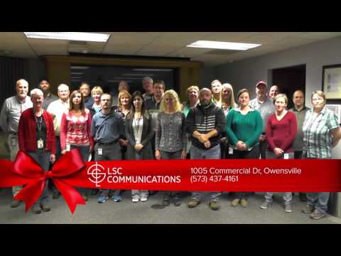 LSC Communication Christmas 2016